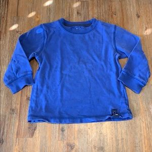 Gymboree Boys 18-24 Months Blue Long Sleeve Shirt
